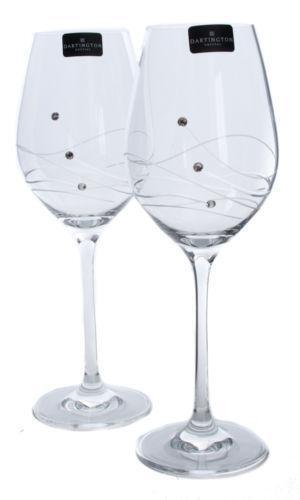 Swarovski wine glasses ebay - Swarovski stemware ...
