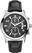 Guess Watch Men Leather