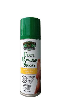 Moneysworth & Best Foot Powder Spray Shoe Freshener Deodorizer Odor