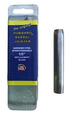 Hubbard Jointer 12 Hardened Tubular Replacement Blade