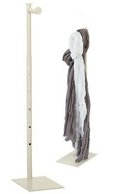 Clothing Countertop Display Stand Rack Purse Handbag 24 To 36 Ball Finial