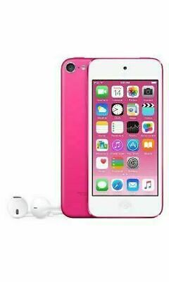 Apple iPod Touch 7th Generation 32GB MP3 Player - Pink (MVHR2LL/A)