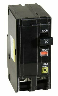 Square D By Schneider Electric Qo290cp Qo 90-amp Two-pole Circuit Breaker
