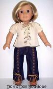 American Girl Doll Julie Clothes