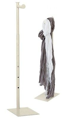 Clothing Countertop Display Stand Rack Purse Handbag Coat 36 Artichoke Finial
