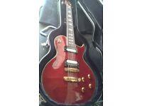 Aria Anniversary series Electric Guitar Stunning.