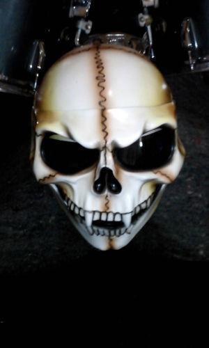 Custom Skull Helmet | eBay