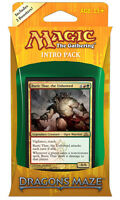 MAGIC: The Gathering Dragons Maze Intro Pack (BRAND NEW)