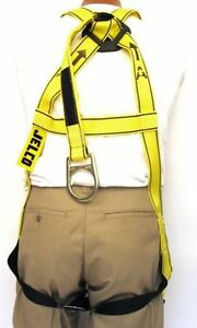 Excellent Professional JELCO Full Body Harness with Extension Kawartha Lakes Peterborough Area image 4