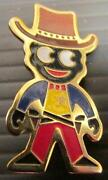 Gollywog Badge
