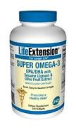 Life Extension Super Omega 3