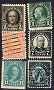 US Postage Stamp Lot