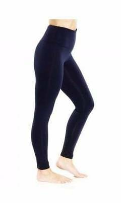 LYSSE Side Panel Control Top Cotton Leggings Style  #1245  MSRP $72.00 - Top Side Control Panel