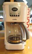 Cooks Coffee Maker