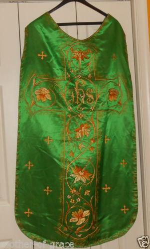Antique Vestment Ebay