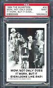Munsters Trading Cards