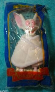 RARE 1997 Burger King Anastasia Bartok Toy New In Package