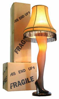 45 Inch Full Size Leg Lamp from A Christmas Story - 45 Christmas Story Leg Lamp