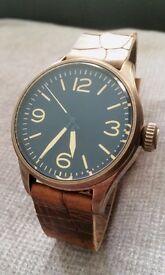 Geckota K1 V29 Automatic pilots watch