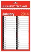 Large Calendar