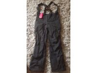 Dare 2b ski trousers salopettes ladies size 16 new with tags