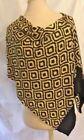 Rayon Shawls/Wraps Yellow Scarves & Wraps for Women