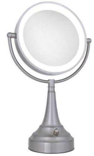 Lighted Makeup Mirror Ebay