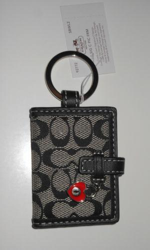Coach Keychain Clothing Shoes amp Accessories eBay