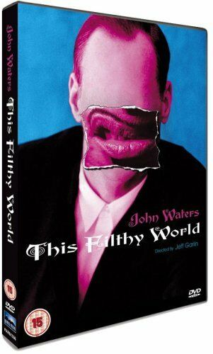 John Waters - This Filthy World (DVD) NEW & SEALED