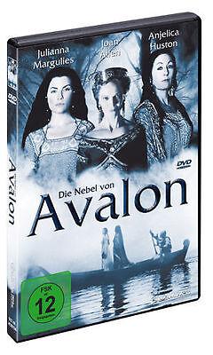 DVD * DIE NEBEL VON AVALON - Anjelica Huston # NEU OVP +
