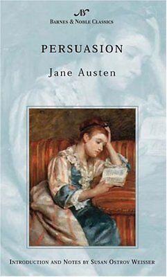 Persuasion  Barnes   Noble Classics  By Jane Austen