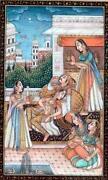 Indien Malerei