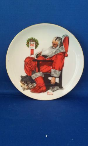 Decorative Christmas Plates Ebay