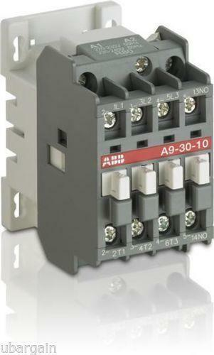 Abb contactor industrial automation control ebay