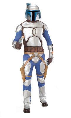 Star Wars Deluxe Jango Fett Halloween Adult Costume - Deluxe Jango Fett Costume