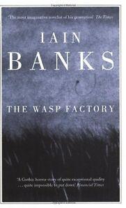 The Wasp Factory,Iain Banks- 9780349101774