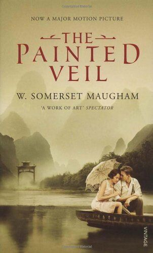 The Painted Veil,W. Somerset Maugham- 9780099507390