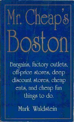 Mr. Cheaps Boston: Bargains, Factory Outlets, Off-Price Stores, Deep Discount