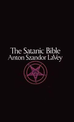 Satanic Bible by Anton Szandor La Vey 9780380015399 (Paperback, 1976)