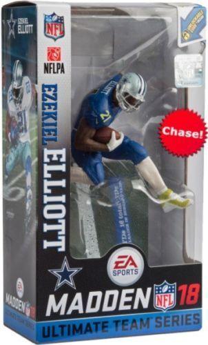 EA Sports Madden NFL 18 Ultimate Team Ezekiel Elliott Dallas Cowboys CHASE