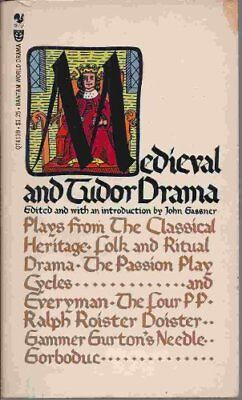 B000EAGBYK Medieval and Tudor Drama