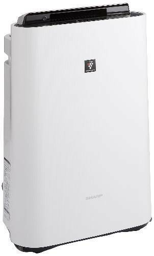 SHARP humidified air cleaner plasma cluster KC-F70-W Shipped  EMS Fast shipping