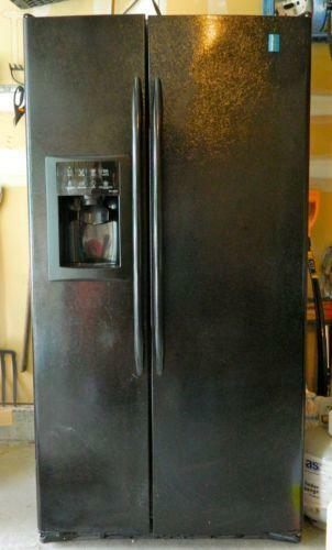 Side By Side Refrigerator Ebay