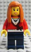 Lego Red Hair