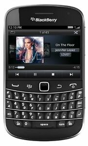 Blackberry BY-9900 Unlocked Cell Phone.