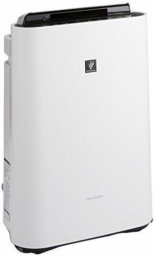 Sharp Humidified Air Cleaner Plasma Cluster 7000 Standard 17-Mat / Air Purifier