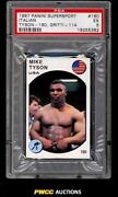 Mike Tyson Card