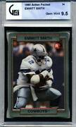 Emmitt Smith Action Packed Rookie