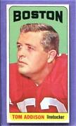 1965 Topps Football Set