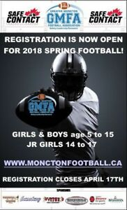 GMFA Spring Football Development Camp